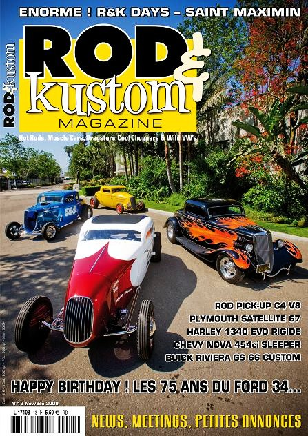 Rod and kustom Magazine : Nov-Dec 09 Rkmcou10