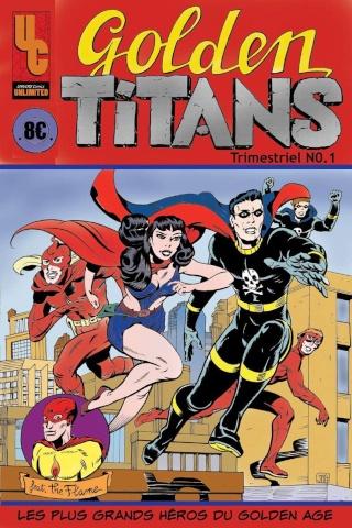 Les news d'Univers Comics (Golden Titans, Golden Comics...) Golden11