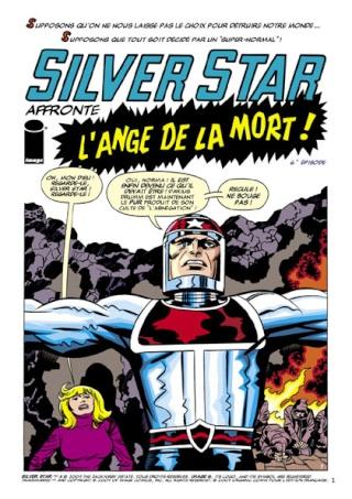 Strange (Organic comix) Silver13