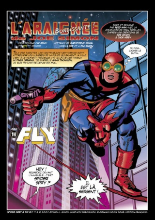 Strange (Organic comix) Spider10