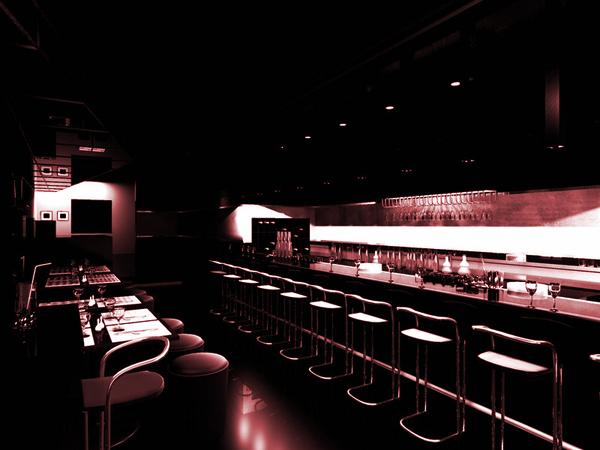 † Le Bar somnanbulique