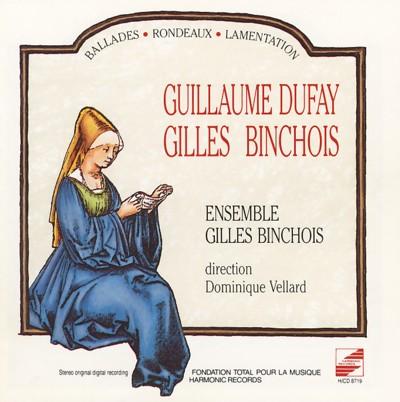 Monodie, Polyphonie et baroque... Dufayb10
