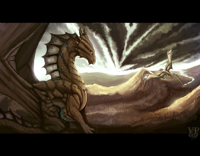 Les PNJ Dragons Bronze10