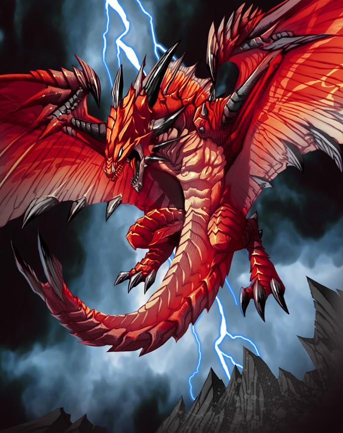 Les PNJ Dragons Dragon12