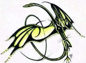 Les PNJ Dragons Electr10