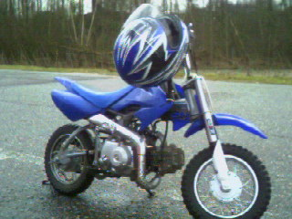 Dirt ( pit ) Bike Moto310