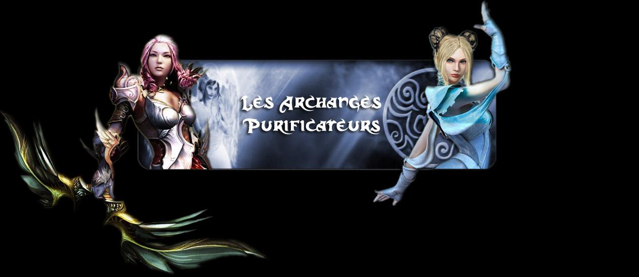 Les Archanges Purificateurs