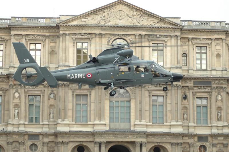 [ Aéronavale divers ] Hélicoptère DAUPHIN - Page 3 Attero10