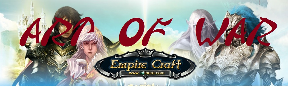 Union Art Of War of Empire Craft