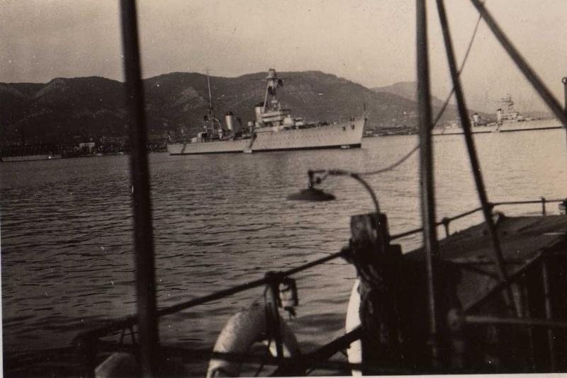 [ Les ports  militaires de métropole ] Toulon des années 30 Croise10