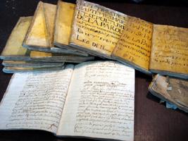 Registre de  la chapelle Saint George de Lydda rattaché à l'archevêché de Reims Regist10