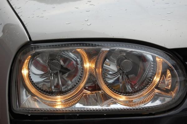 Mk3 Golf Angel eyes - MINT! - £75 Angel_11
