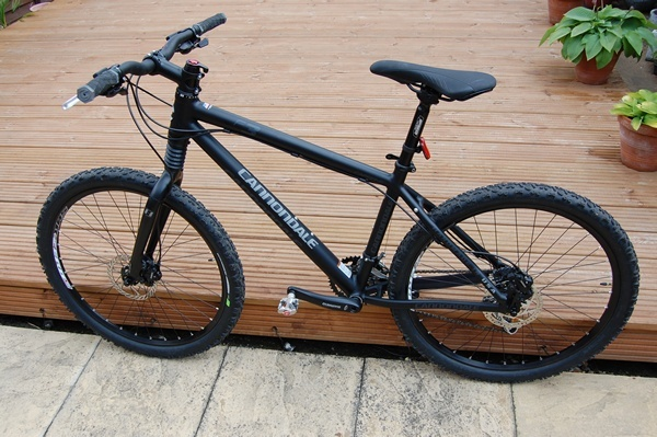 Cannondale F3 MTB - awesome bike Bike_110