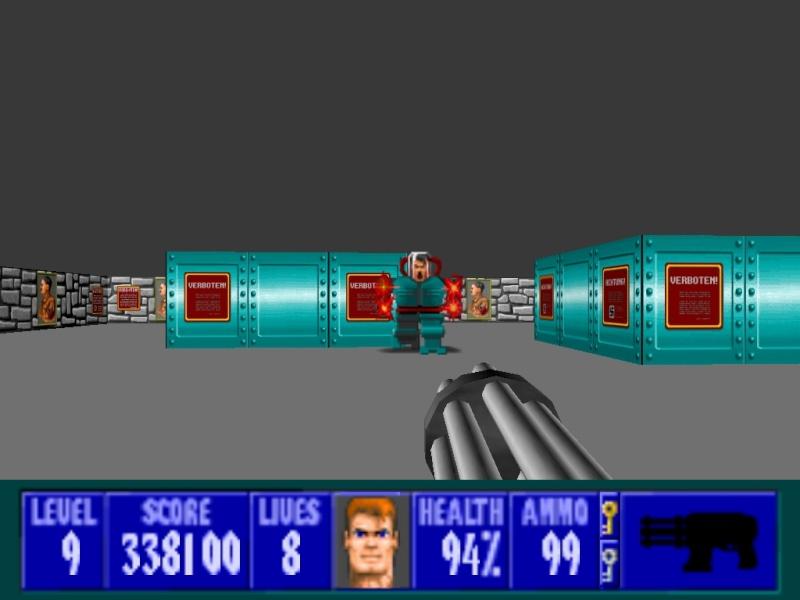 Wolfenstein 3D W3d_sc10