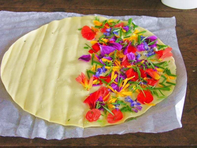gâteaux apéritifs aux pousses de printemps 09_07_13