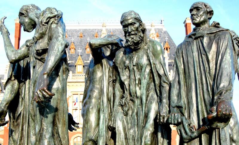 STATUES........Monuments...divers. Calais10
