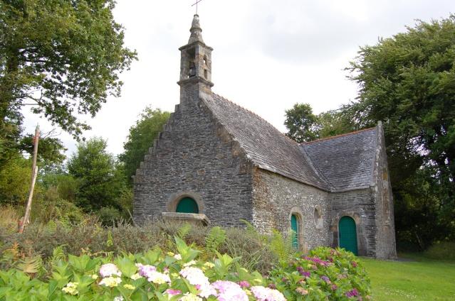 Chapelle et fontaine Ete20019