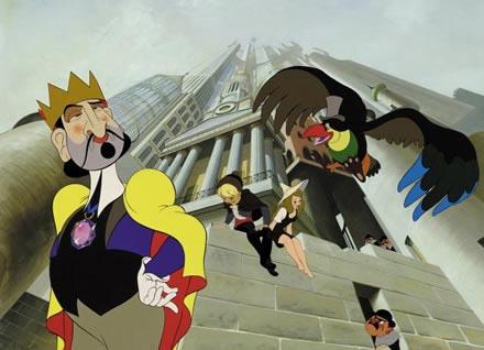 """Other cartoons ou """"il n'y a pas que des Disney dans la vie..."""" Roisea10"""
