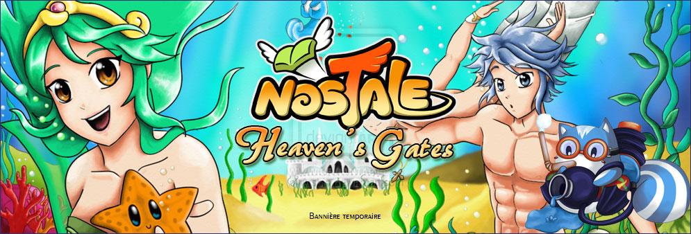 Heaven°s_Gates, la meilleure famille de Nostale!
