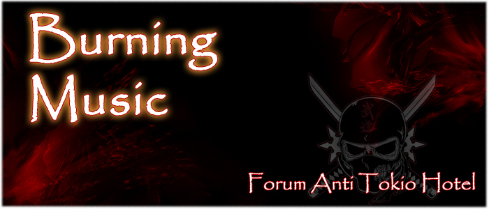 La Page Noire - Forum anti Tokio Hotel