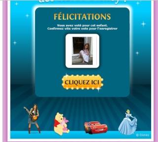 Concours Kiabi Disney Tata210