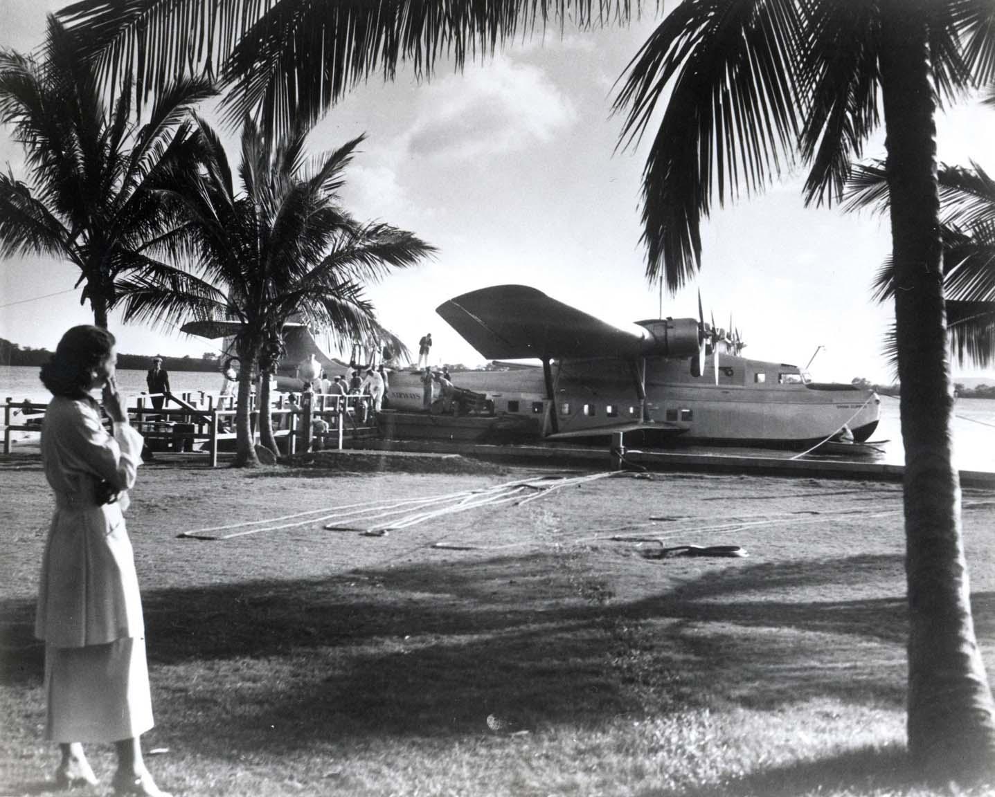 "Boeing 314 ""Honolulu Clipper"" - Page 7 00410"