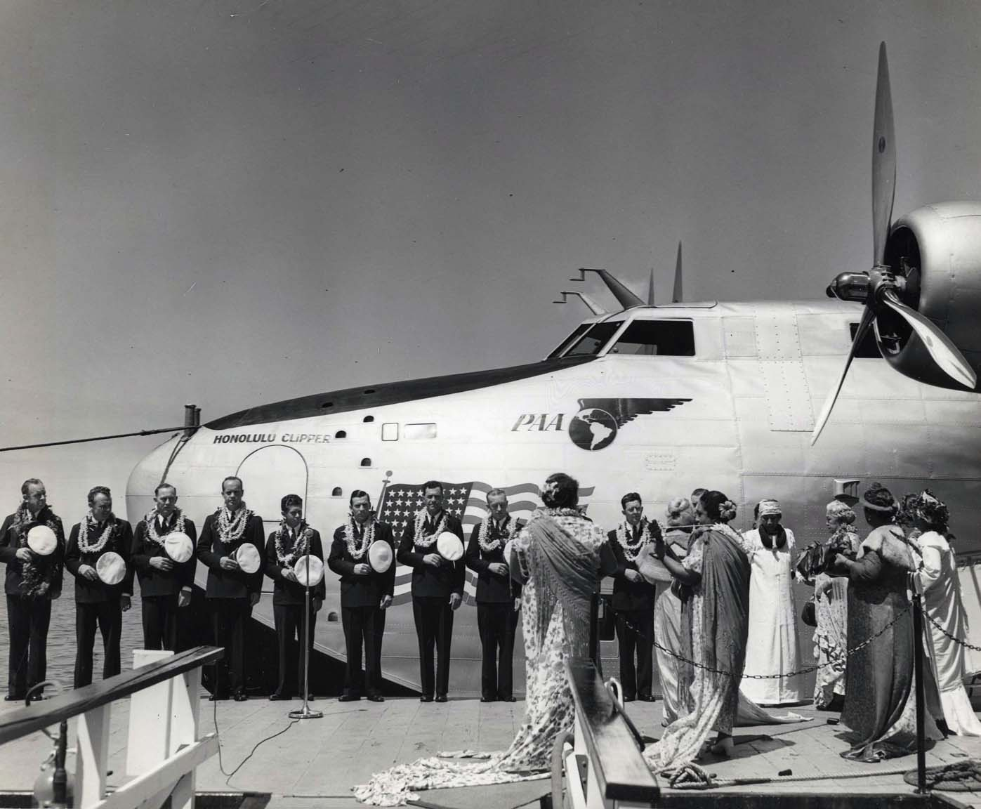 "Boeing 314 ""Honolulu Clipper"" - Page 7 02910"