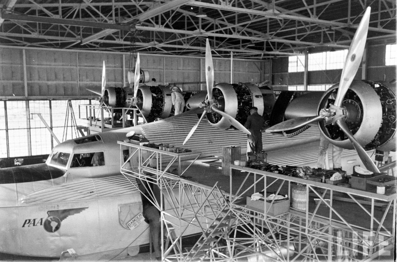 "Boeing 314 ""Honolulu Clipper"" - Page 7 0710"