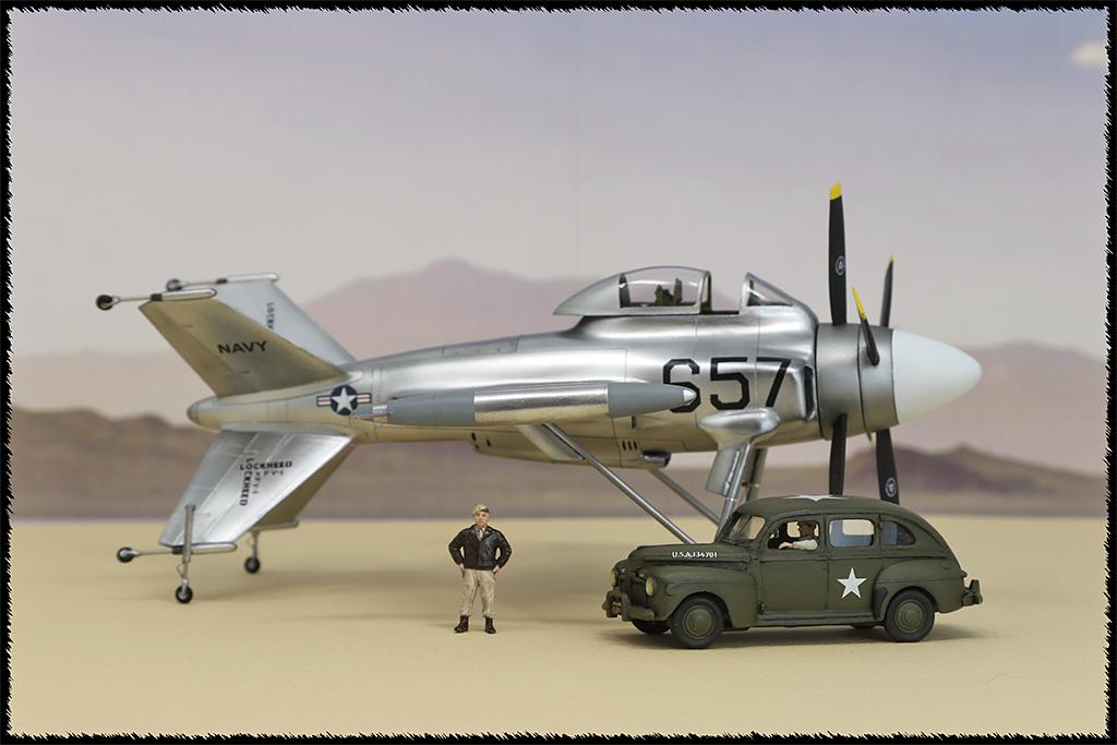 """Lockheed XFV-1 """"Salmon"""" (1:72 -Valom) - Page 2 0h3a9620"""