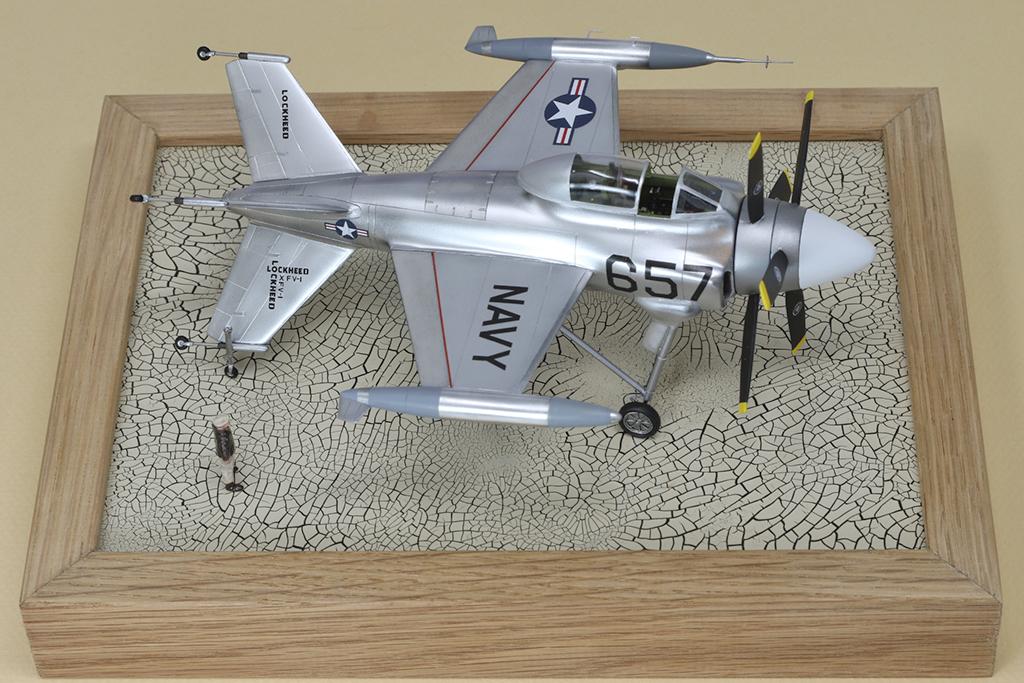 """Lockheed XFV-1 """"Salmon"""" (1:72 -Valom) - Page 2 0h3a9621"""