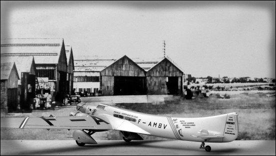 """Couzinet type 71 ARC-5 """"L'avion de Mermoz"""" (1:72, SEM model) - Page 4 107_5510"""
