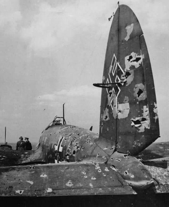 Blohm und Voss BV P 194, Front de l'est 46 (1:72 Revell) 12260d10