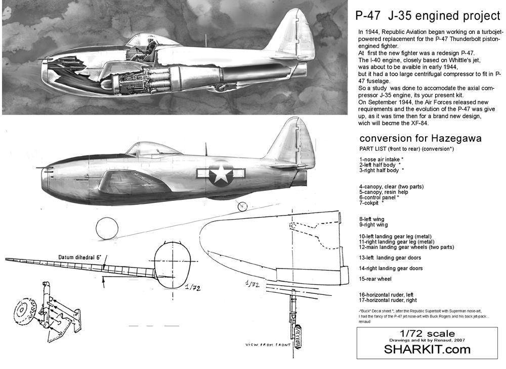 "[Concours ""ça brille""] F-84E Thunderjet  47jetf10"