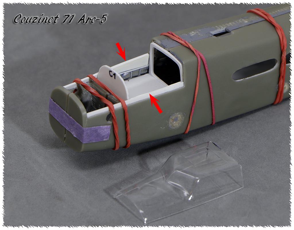 "Couzinet type 71 ARC-5 ""L'avion de Mermoz"" (1:72, SEM model) - Page 2 _mg_0035"