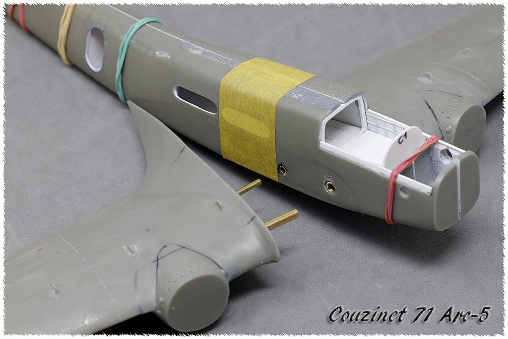 "Couzinet type 71 ARC-5 ""L'avion de Mermoz"" (1:72, SEM model) - Page 2 _mg_0036"