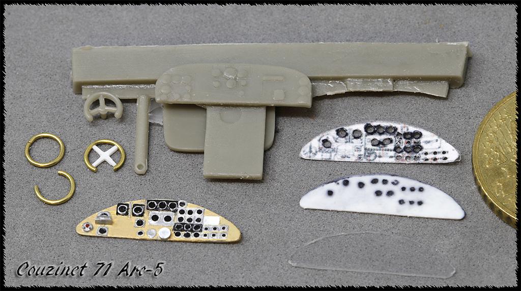 "Couzinet type 71 ARC-5 ""L'avion de Mermoz"" (1:72, SEM model) - Page 3 _mg_0064"