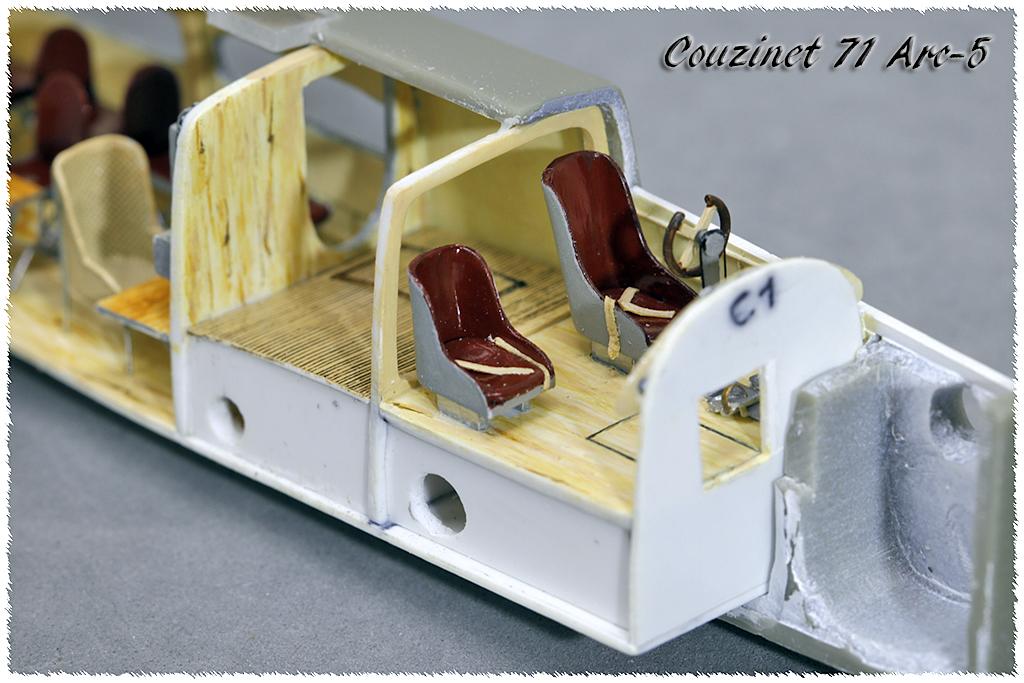 "Couzinet type 71 ARC-5 ""L'avion de Mermoz"" (1:72, SEM model) - Page 4 _mg_0121"