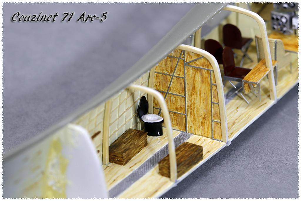 "Couzinet type 71 ARC-5 ""L'avion de Mermoz"" (1:72, SEM model) - Page 4 _mg_0122"