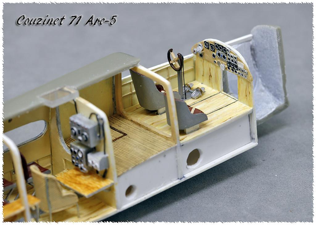 "Couzinet type 71 ARC-5 ""L'avion de Mermoz"" (1:72, SEM model) - Page 4 _mg_0123"