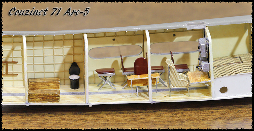 "Couzinet type 71 ARC-5 ""L'avion de Mermoz"" (1:72, SEM model) - Page 4 _mg_0124"