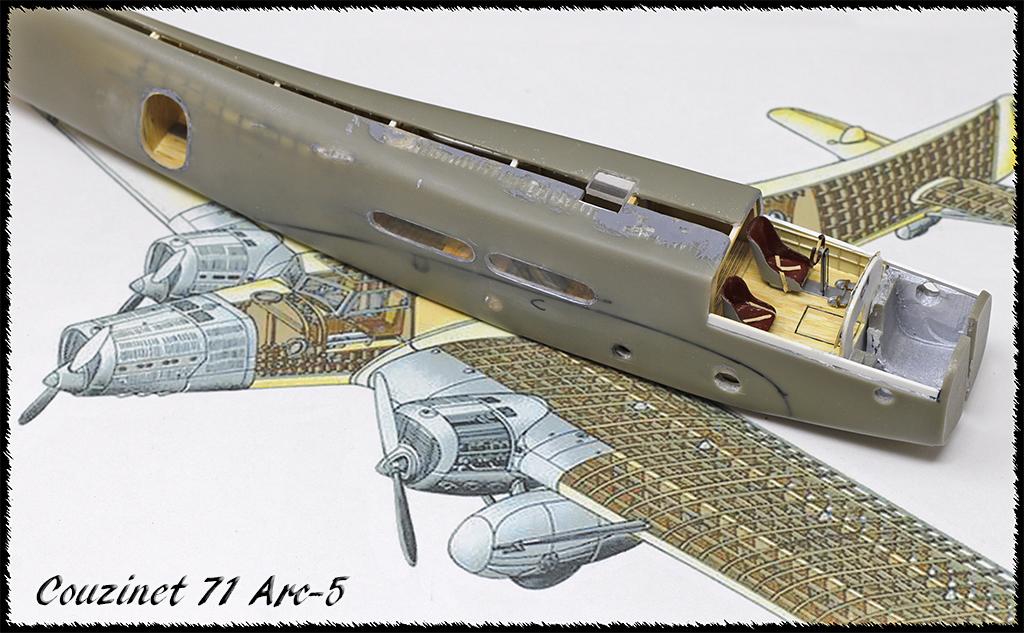 "Couzinet type 71 ARC-5 ""L'avion de Mermoz"" (1:72, SEM model) - Page 4 _mg_0125"