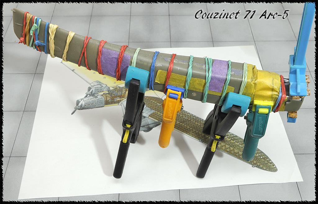 "Couzinet type 71 ARC-5 ""L'avion de Mermoz"" (1:72, SEM model) - Page 4 _mg_0127"