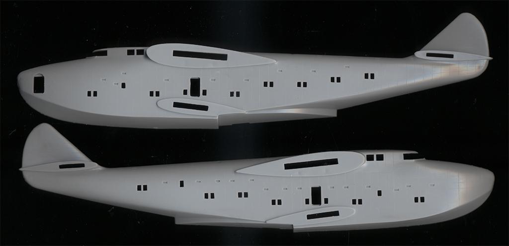 "Boeing 314 ""Dixie Clipper"" 1939-1950 (/1/144 Minicraft) Boeing16"
