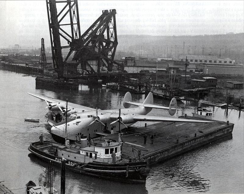 "Boeing 314 ""Honolulu Clipper"" - Page 2 Boeing23"