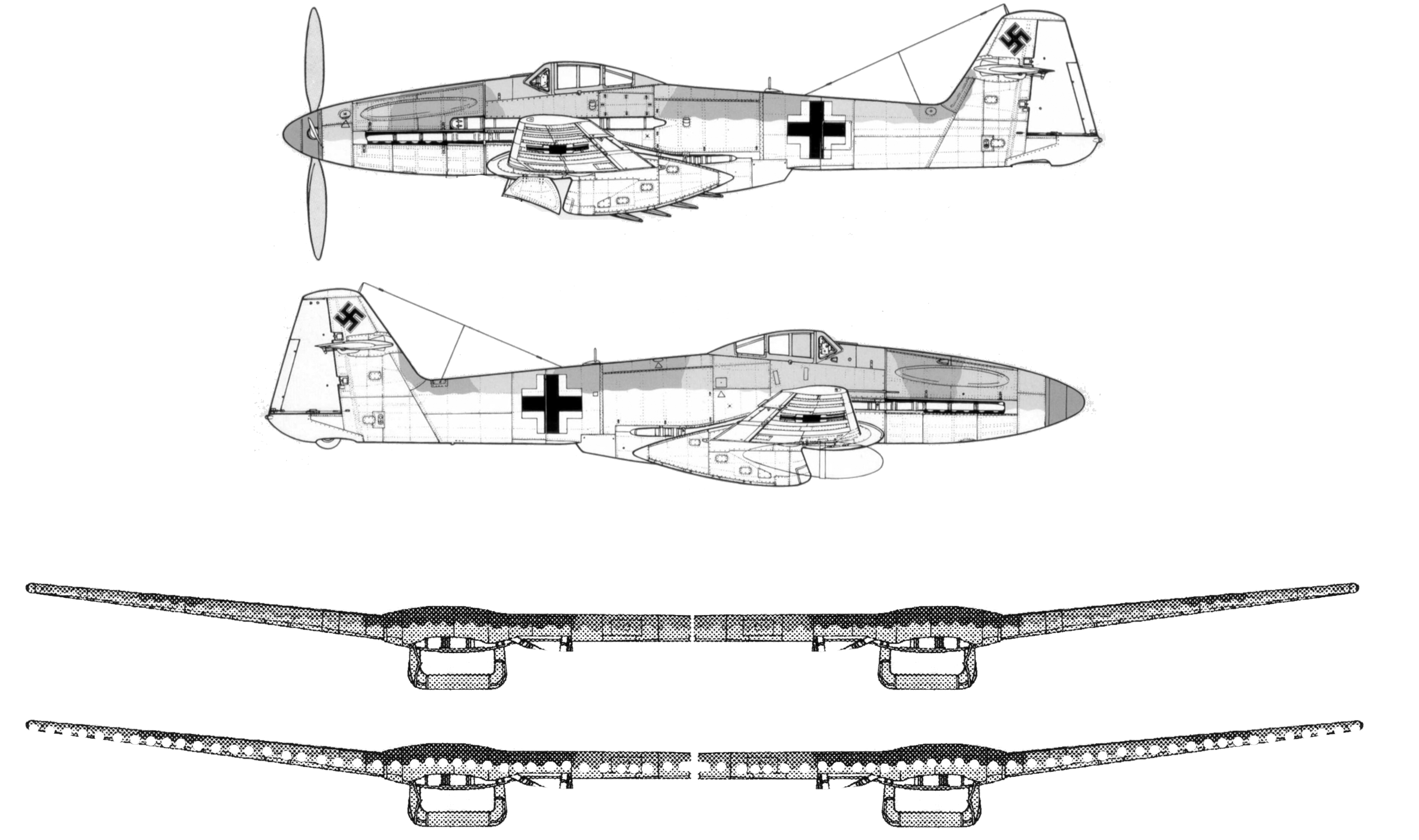 Blohm und Voss BV 155 B V1, Special Hobby, 1/72 - Page 3 Bv_15530