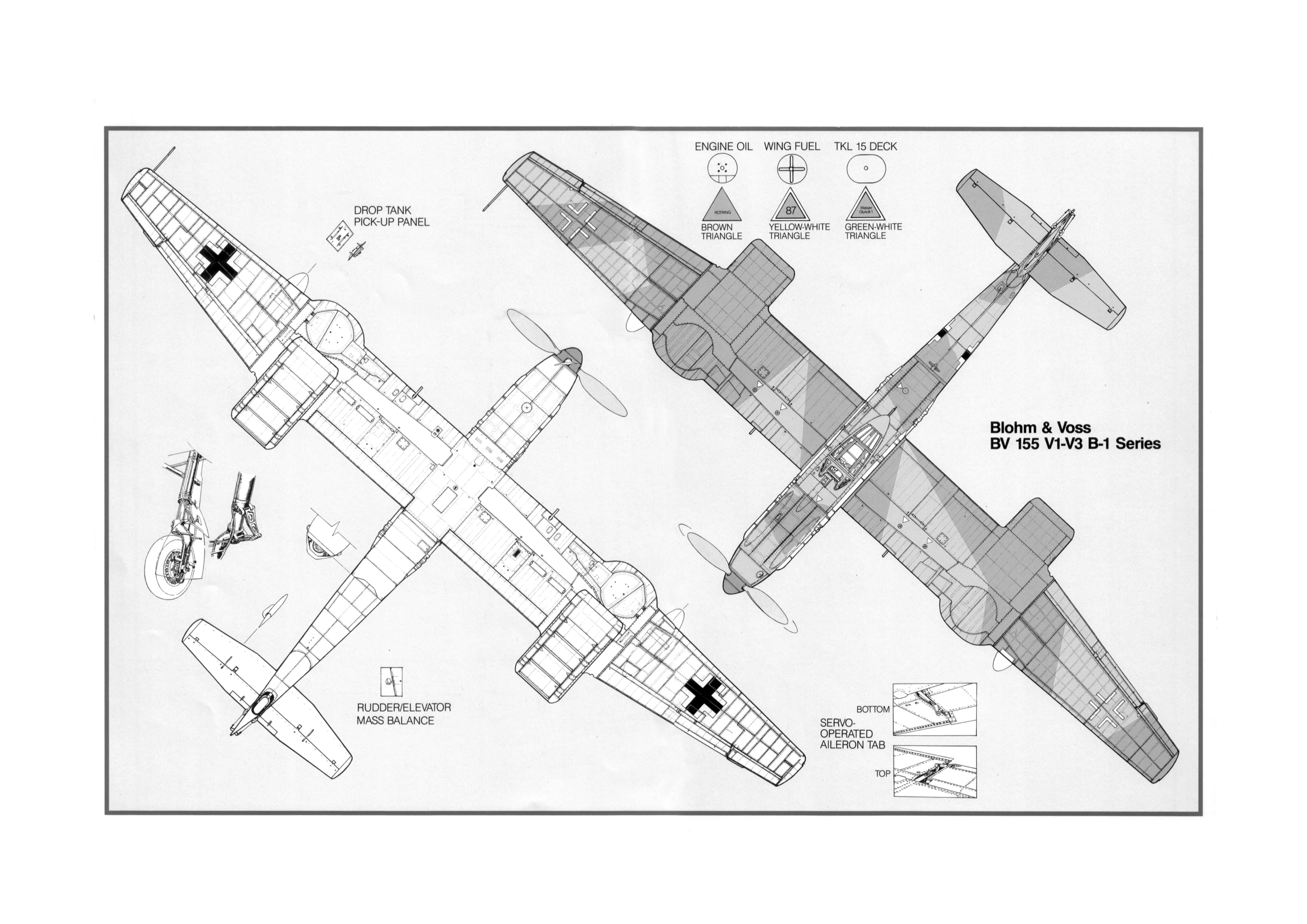 Blohm und Voss BV 155 B V1, Special Hobby, 1/72 - Page 3 Bv_15531