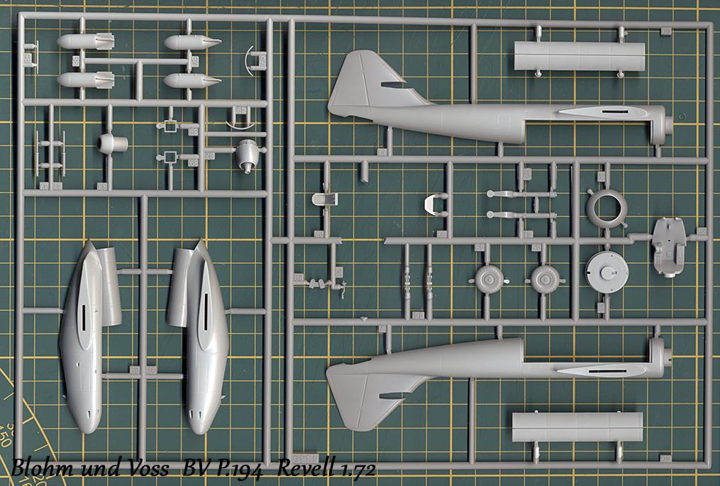 Blohm und Voss BV P 194, Front de l'est 46 (1:72 Revell) Bv_p_110