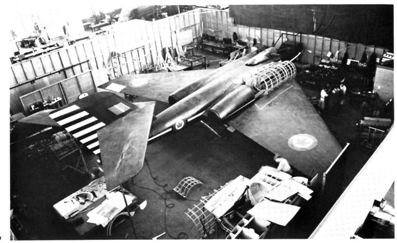 Moule maîtresse du AVRO CF-105 ARROW au 1/48 ! C-103_10