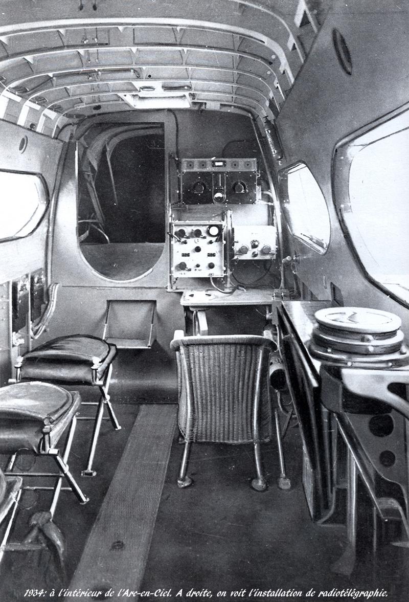 """Couzinet type 71 ARC-5 """"L'avion de Mermoz"""" (1:72, SEM model) Cabine13"""
