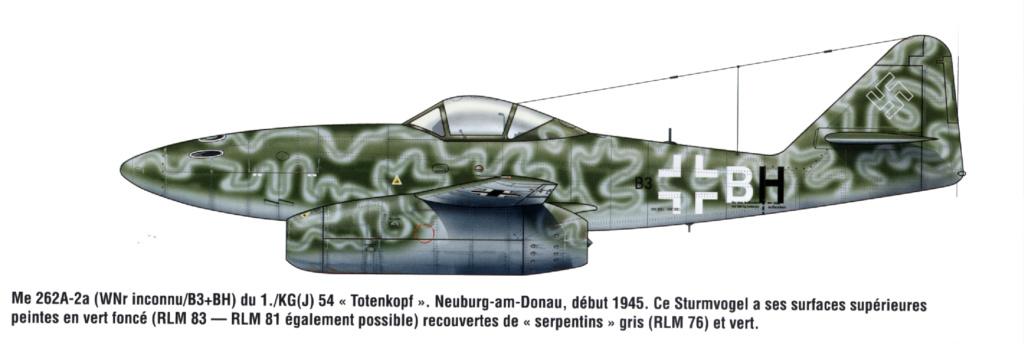 "Messerschmitt Me.262 B-2a ""Nachtjäger"" 3 places (Special Hobby #72006) Camo_v10"
